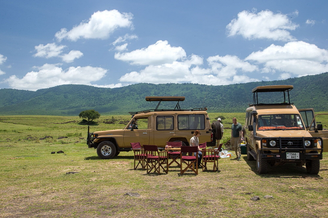 Gibbs Farm Ngorongoro Picknick