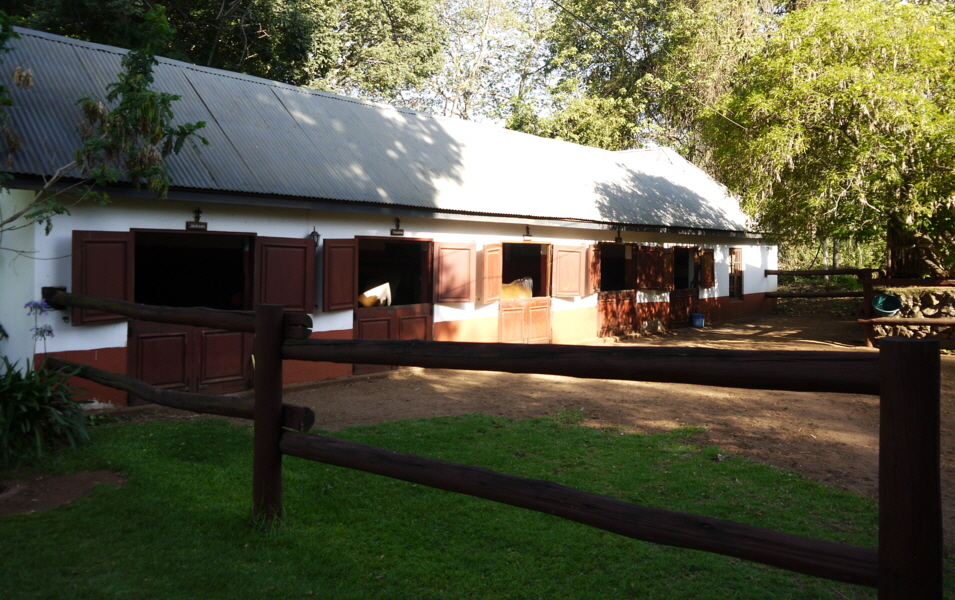 The Manor Ngorongoro  der Stall